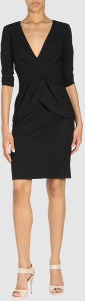Prabal Gurung Short Dresses - Lyst