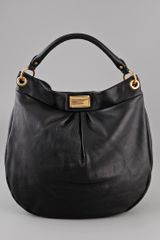 Marc By Marc Jacobs Classic Q Huge Hillier Hobo - Lyst