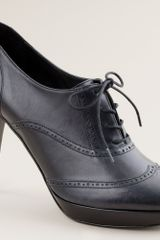 J.Crew Pierce High-heel Oxfords - Lyst