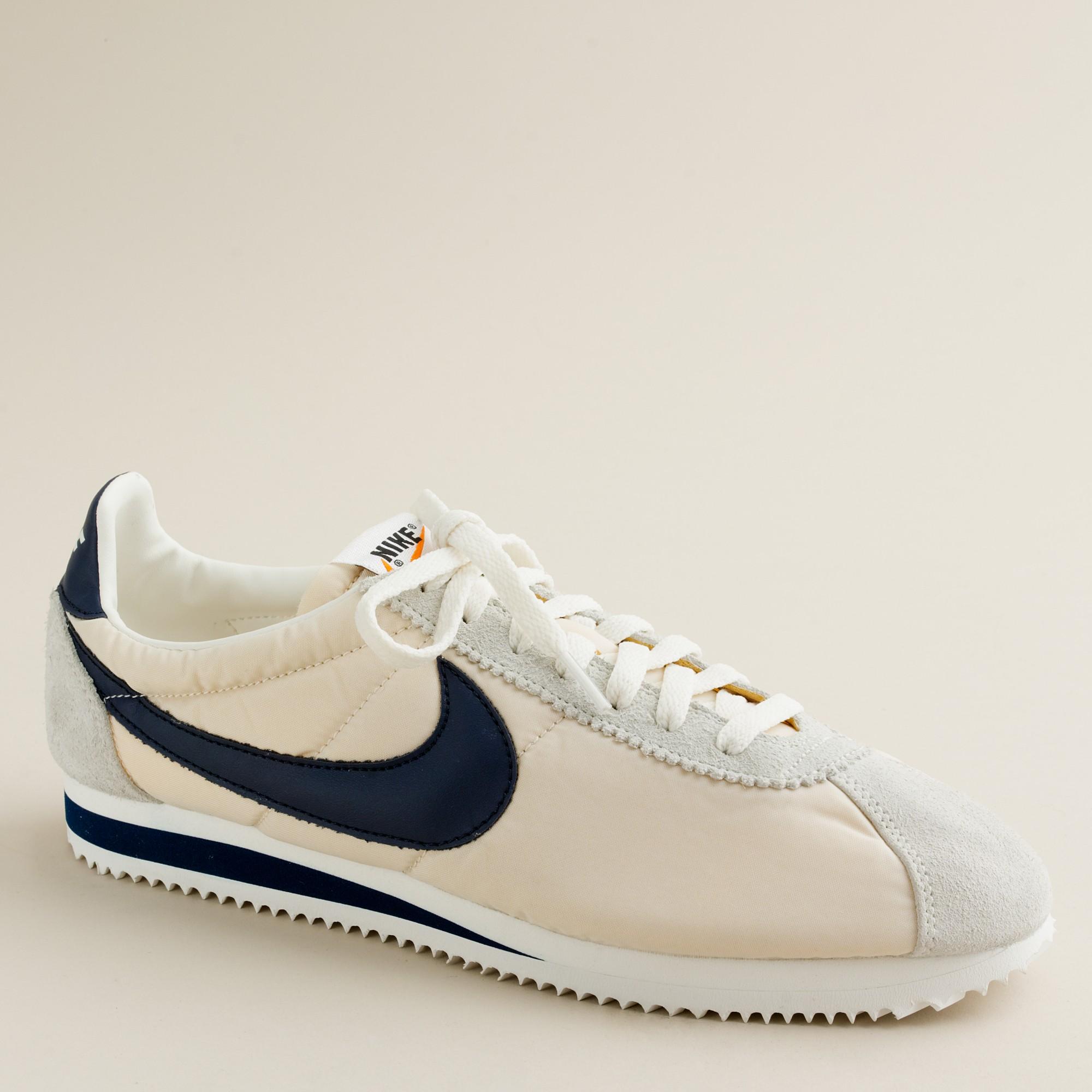 online store 78fe0 5caf2 Nike Cortez Vintage White smithland.co.uk