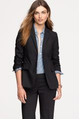 J.Crew Nouvelle Jacket in Bi-stretch Wool - Lyst