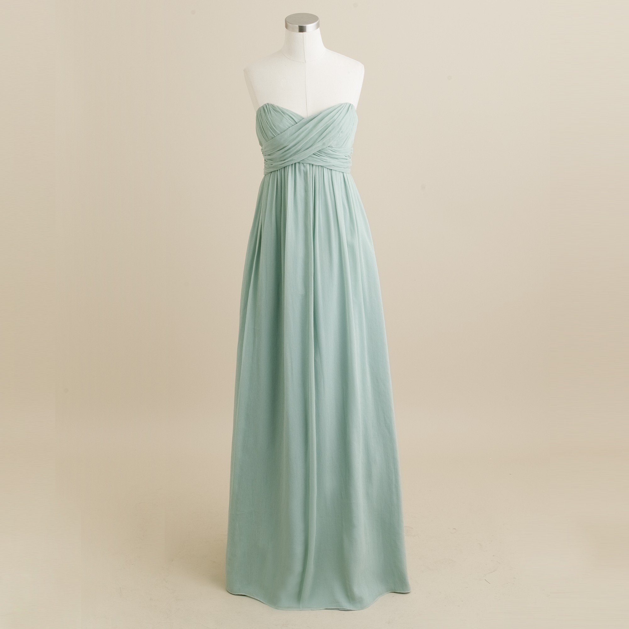 Lovely J Crew Dusty Shale Bridesmaid Dress Pictures Inspiration ...