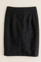 J.Crew Classic Mini in Felted Wool - Lyst