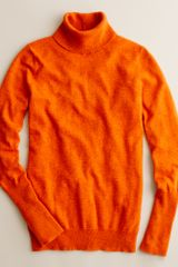 J.Crew Dream Turtleneck Sweater - Lyst