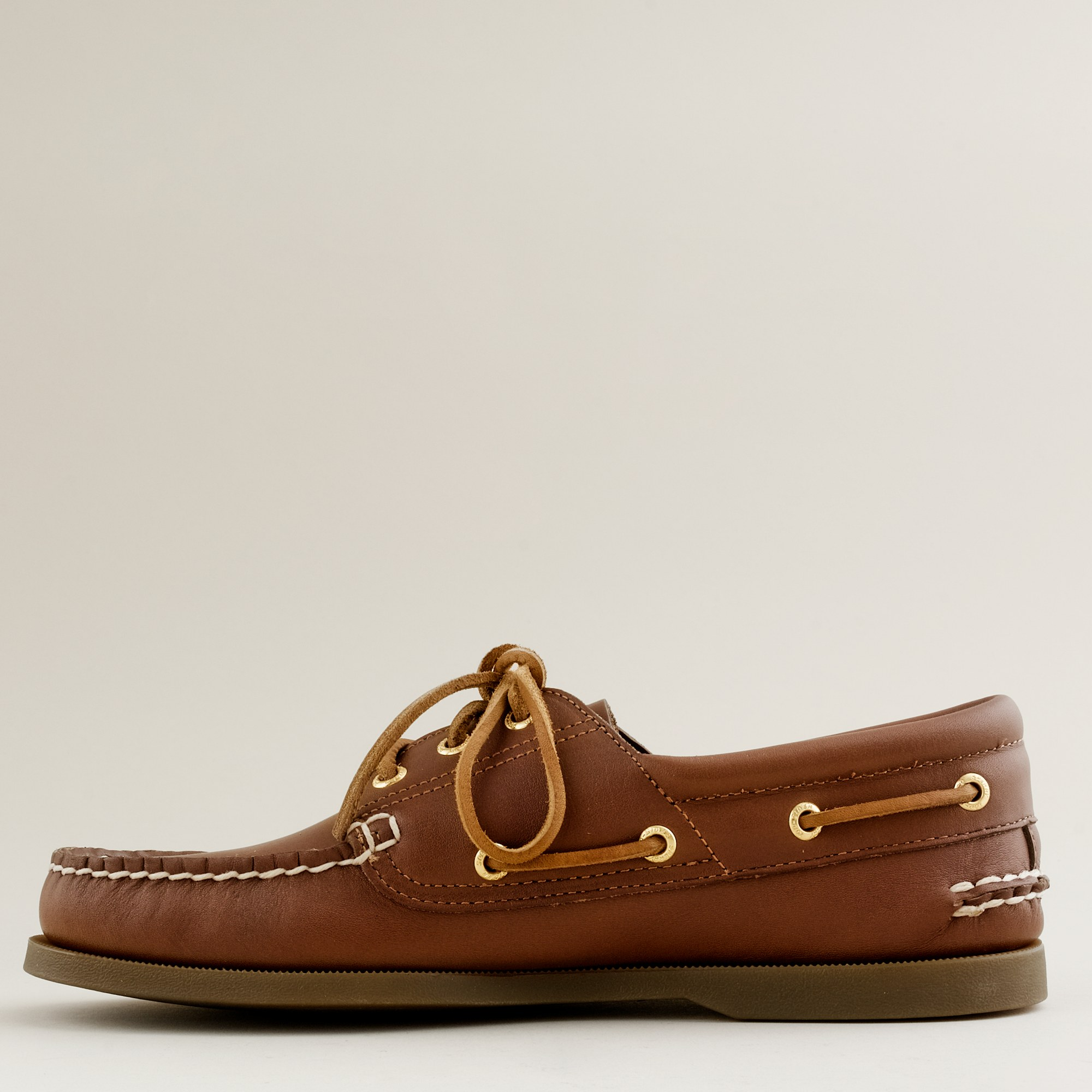 Sperry® for J.Crew Authentic Original 2-eye boat shoes in leather cheap sale browse buy cheap store outlet cheap quality pXMfh