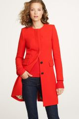 J.Crew Double-cloth Symphony Coat - Lyst