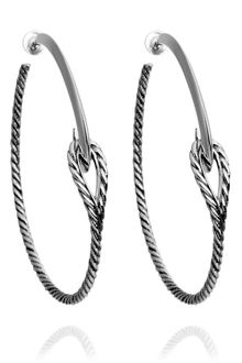 Shaun Leane Silver Gypsy Moth Earrings - Lyst