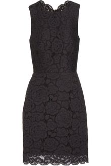 Co-op Barneys New York Lace Sheath Dress - Lyst