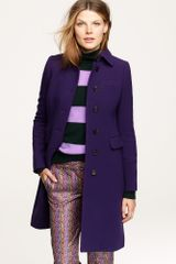 J.Crew Double-cloth Metro Coat - Lyst