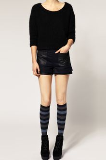Calvin Klein Colour Block Socks - Lyst
