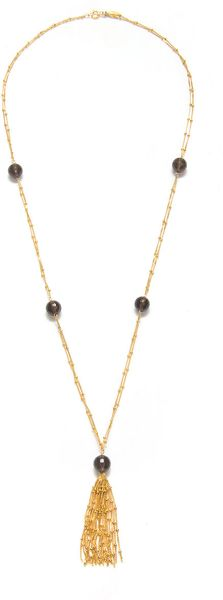 Satya Jewelry Brilliant Cascade Necklace - Lyst