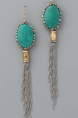 Vanessa Mooney The Josie Earrings - Lyst
