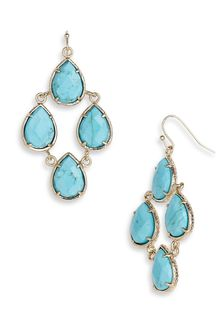 Kendra Scott Carlone Chandelier Statement Earrings - Lyst