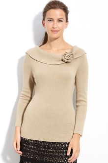 Nic + Zoe Wrapped Up Sweater - Lyst