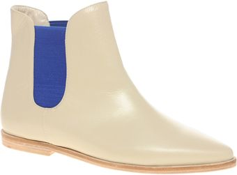 Peter Jensen Colour Block Chelsea Boots - Lyst