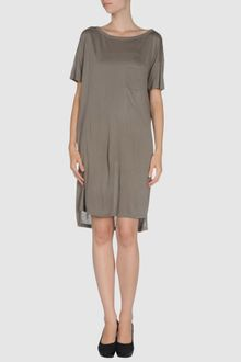 T By Alexander Wang Short Dresses - Lyst