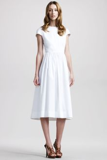 The Row Cavanaugh Cotton Dress