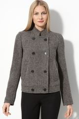 Theory Wanila Multi Tweed Jacket - Lyst