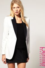 ASOS Collection Asos Petite Exclusive Tuxedo Blazer - Lyst