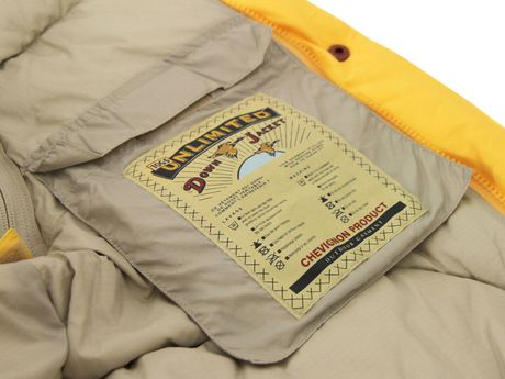 Chevignon Togs Yellow Jacket In Yellow For Men Lyst