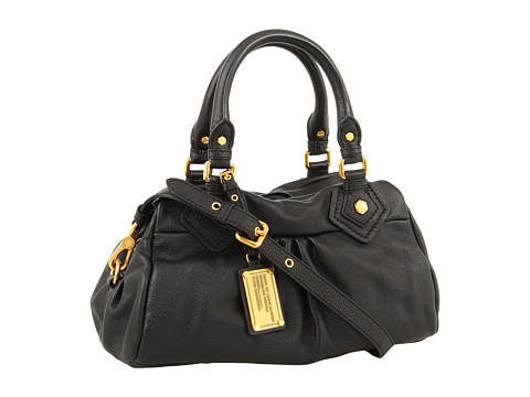 82819c37b337 Lyst - Marc By Marc Jacobs Classic Q Baby Groovee in Black