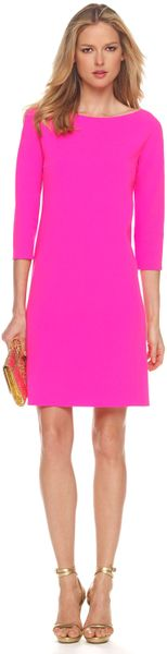 Michael Kors Dolman-sleeve Shift Dress - Lyst