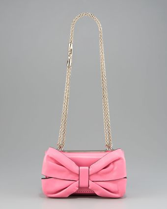 Valentino Bow-flap Bag - Lyst