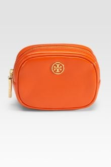 Tory Burch Robinson Small Cosmetic Case - Lyst