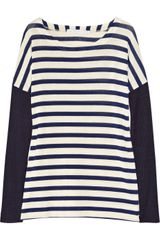 Kain Devyn Striped Stretch-modal Sweater - Lyst