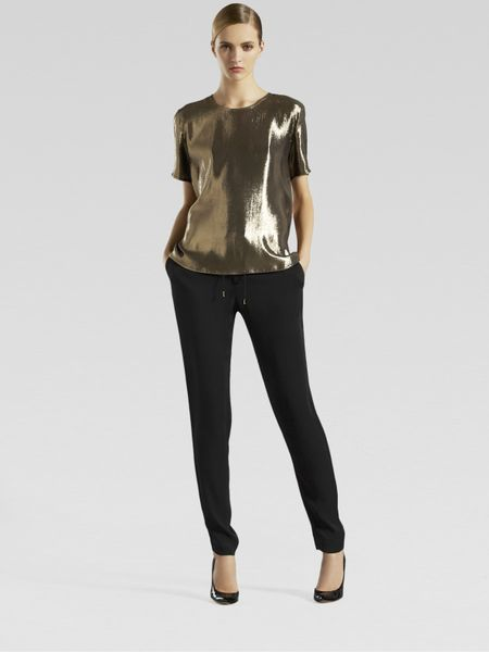 Gucci Bronze Tee in Gold (bronze) - Lyst