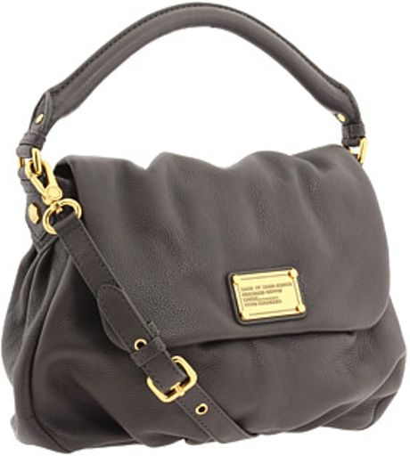 Marc By Marc Jacobs Classic Q Lil Ukita in Gray - Lyst