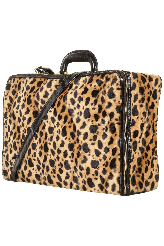 Adrienne Vittadini Luge Leopard The Best 2017