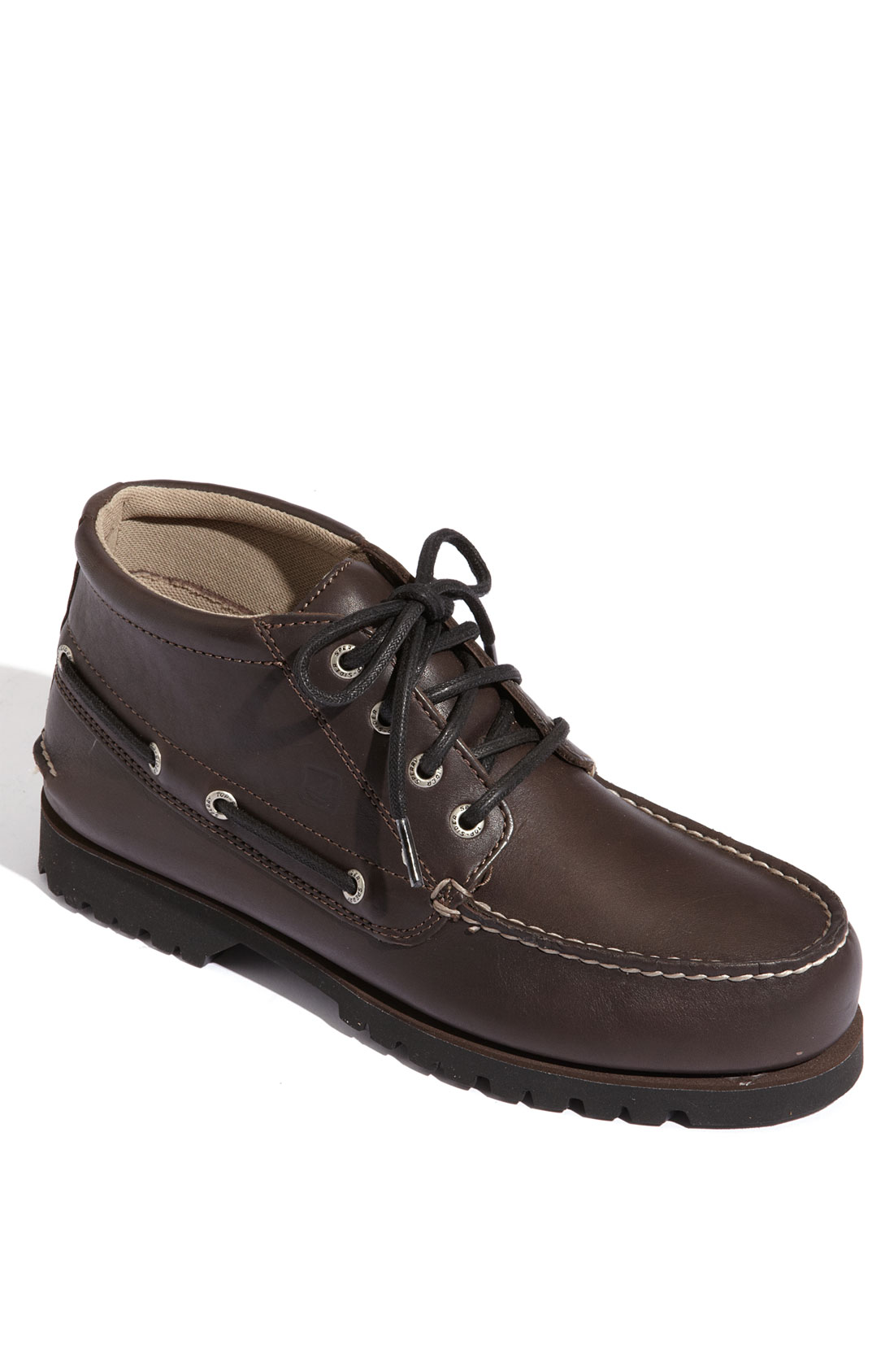 Sperry Top Sider Boat Lug Chukka Boot In Brown For Men