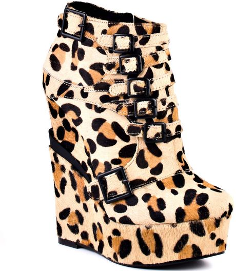 Michael Antonio Studio Mercer - Leopard in Animal (leopard) - Lyst