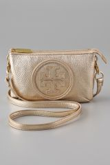 Tory Burch Stacked Logo Crossbody Bag - Lyst