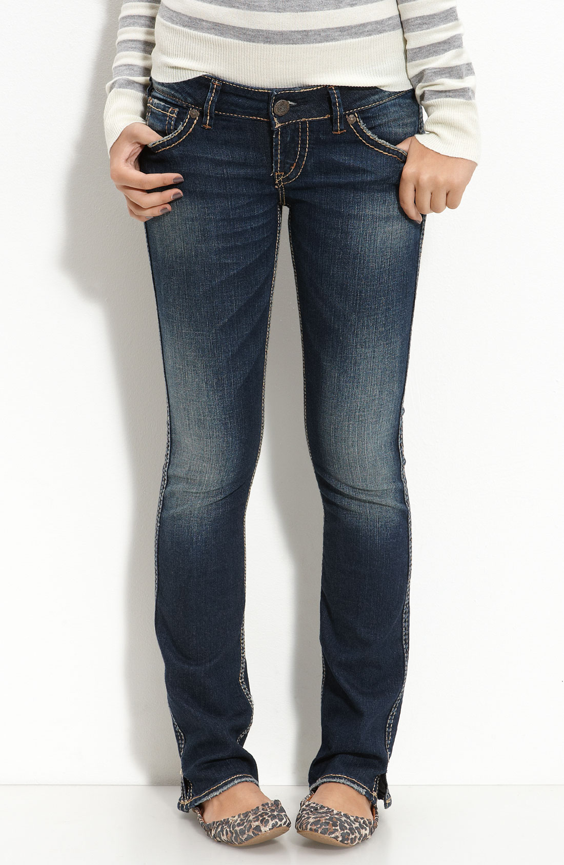 Silver Jeans Mckenzie - Jeans Am