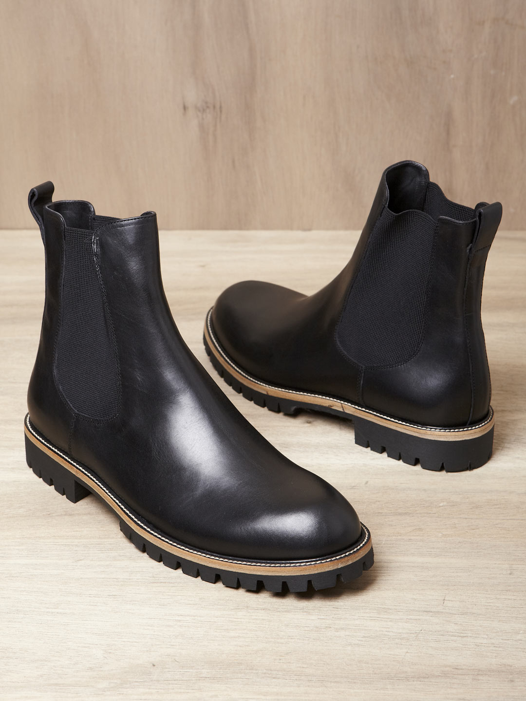 e19016ab9e24 Lyst - Dries Van Noten Dries Van Noten Mens Chelsea Boots in Black ...