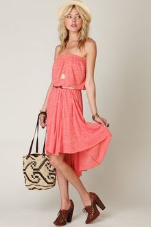 Free People Getaway Dress - Lyst