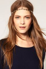 ASOS Collection Asos Disc Crown Head Band