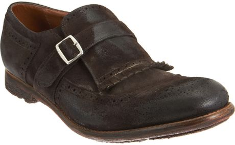 Church's Shanghai Slipon in Brown for Men - Lyst
