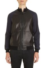 Givenchy Zip Front Jacket - Lyst