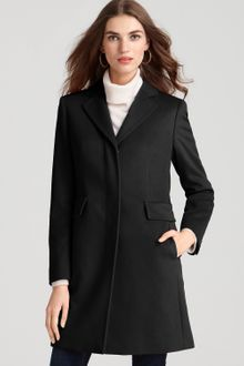 Max Mara Long Coat - Lyst