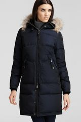 Parajumpers Light Long Bear Coat - Lyst