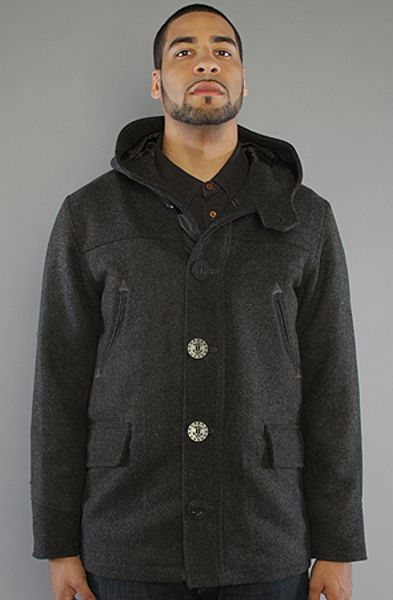 Spiewak The Grant Deck Parka in Navy in Blue for Men (navy)