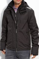 Superdry Hooded Polar Windcheater Jacket - Lyst