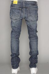 Wesc The Alessandro Jeans in Filthy Wash - Lyst