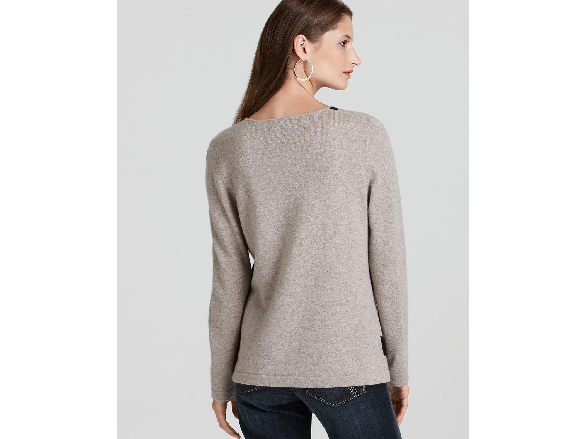 Eileen Fisher V Neck Sweater