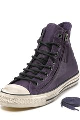 Converse Chuck Taylor As Double Zip Sneaker - Lyst