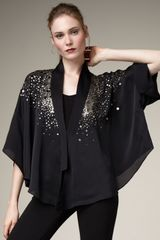 Elizabeth And James Satya Sequined Jacket - Lyst