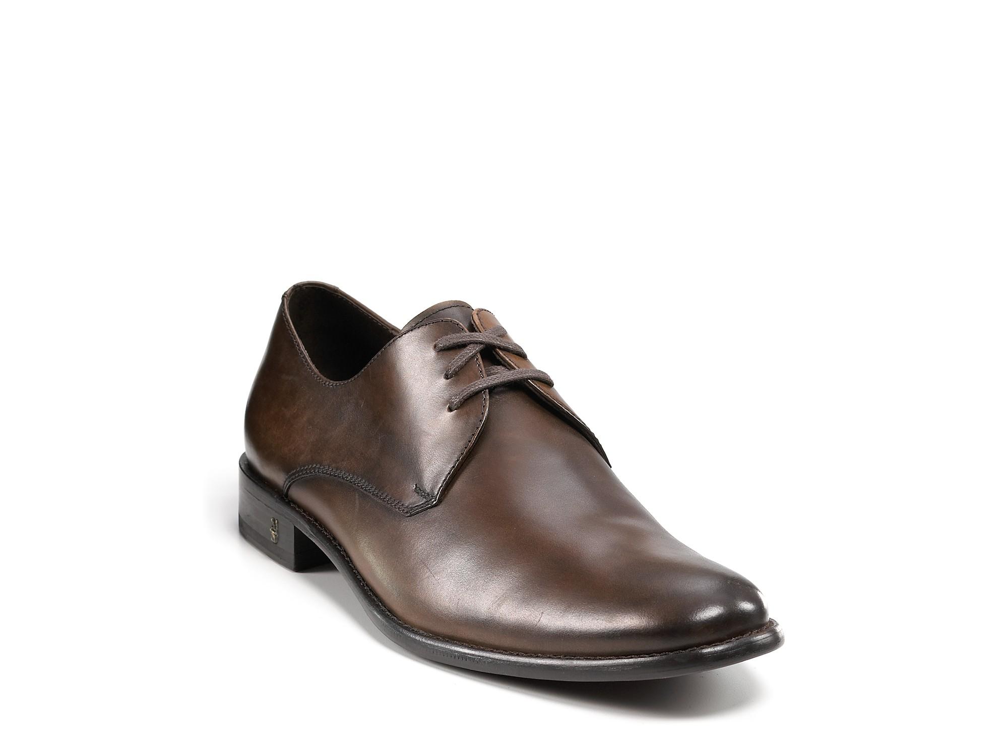John Varvatos Star Usa Dress Oxford Shoe In Brown For Men ...